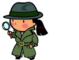 Images image . Detective clipart free kid