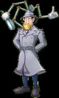 Viktor . Detective clipart gadgets