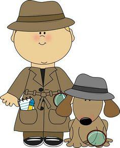 Detective clipart gear.  best clip art