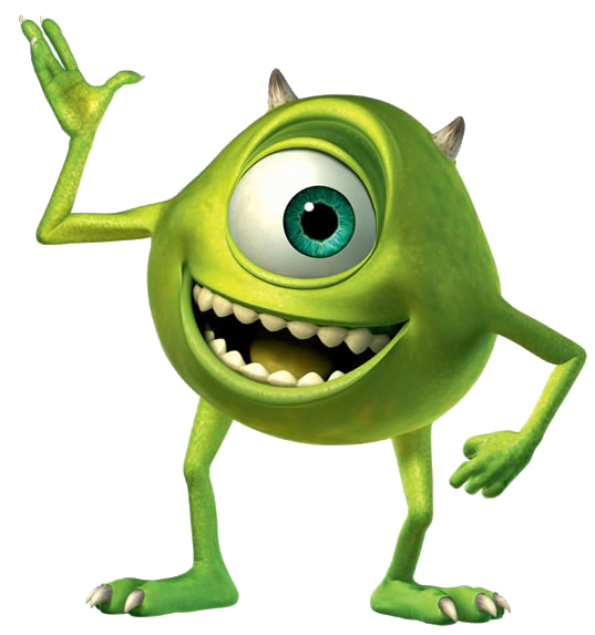 Humpty dumpty clipart happy. Mike wazowski disney wiki