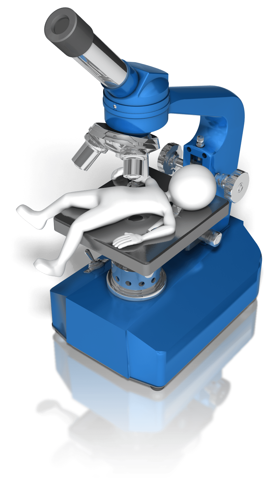Detective clipart microscope. When towns lose their