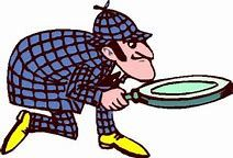 Image result for mystery. Detective clipart problem solving