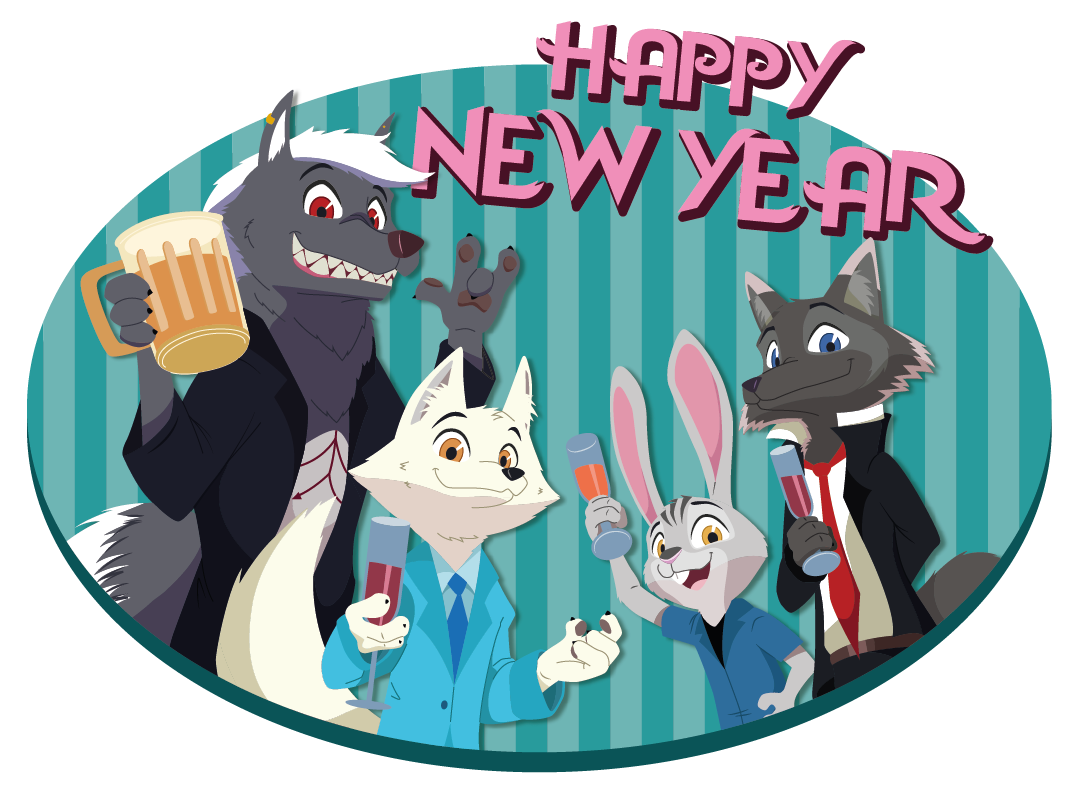 December zootopia news network. Worry clipart afflicted