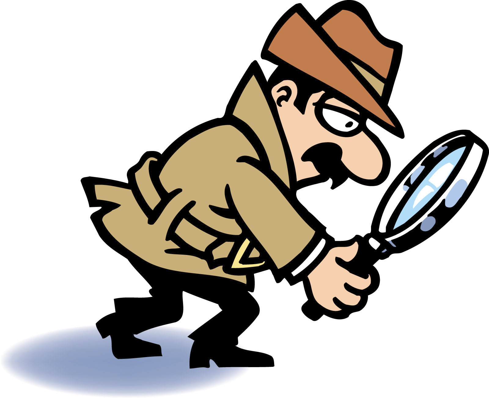 Hd brb free unlimited. Detective clipart transparent background