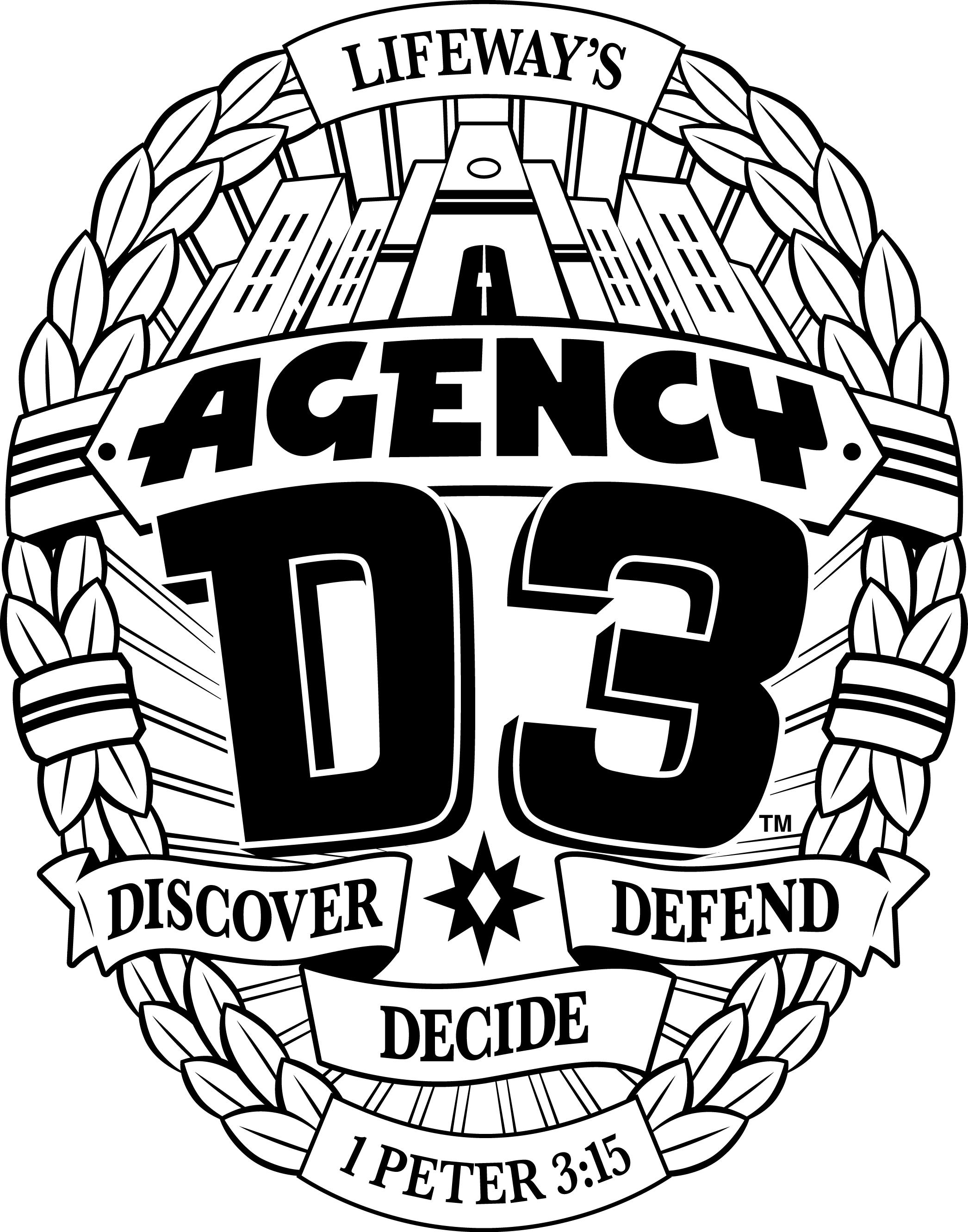 Agency d vbs pinterest. Detective clipart truth