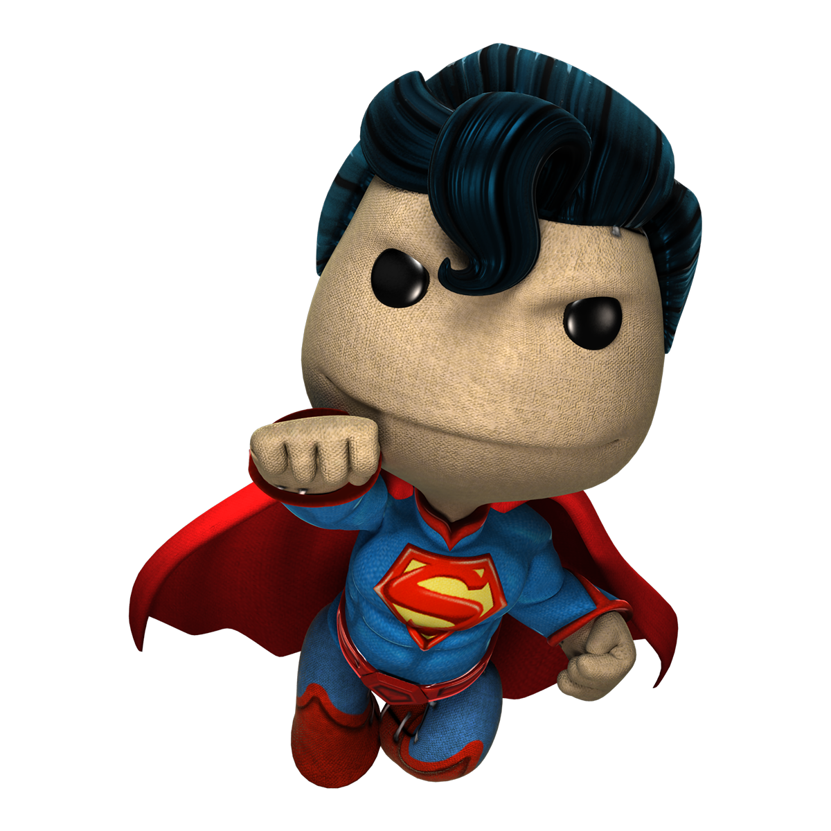 Detective clipart truth. Superman littlebigplanet quantum of