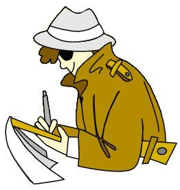 Evidence clipart webquest. The case of pattern