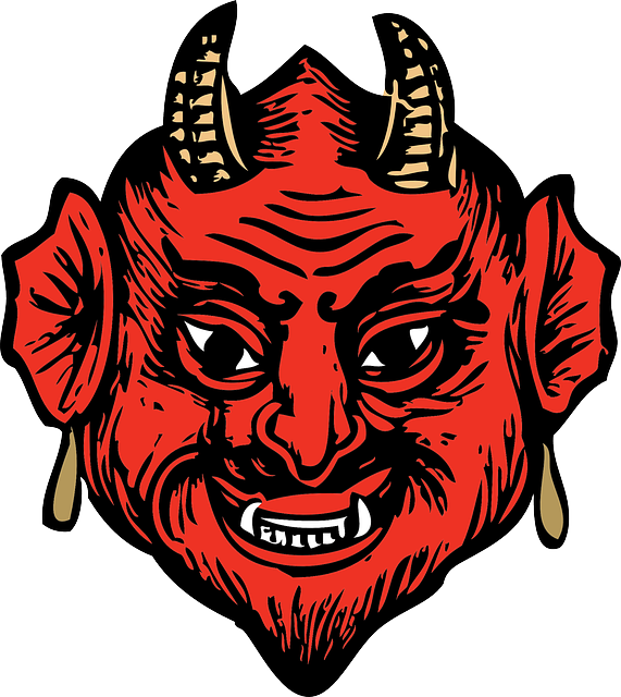 Blowback the costs and. Drugs clipart devil