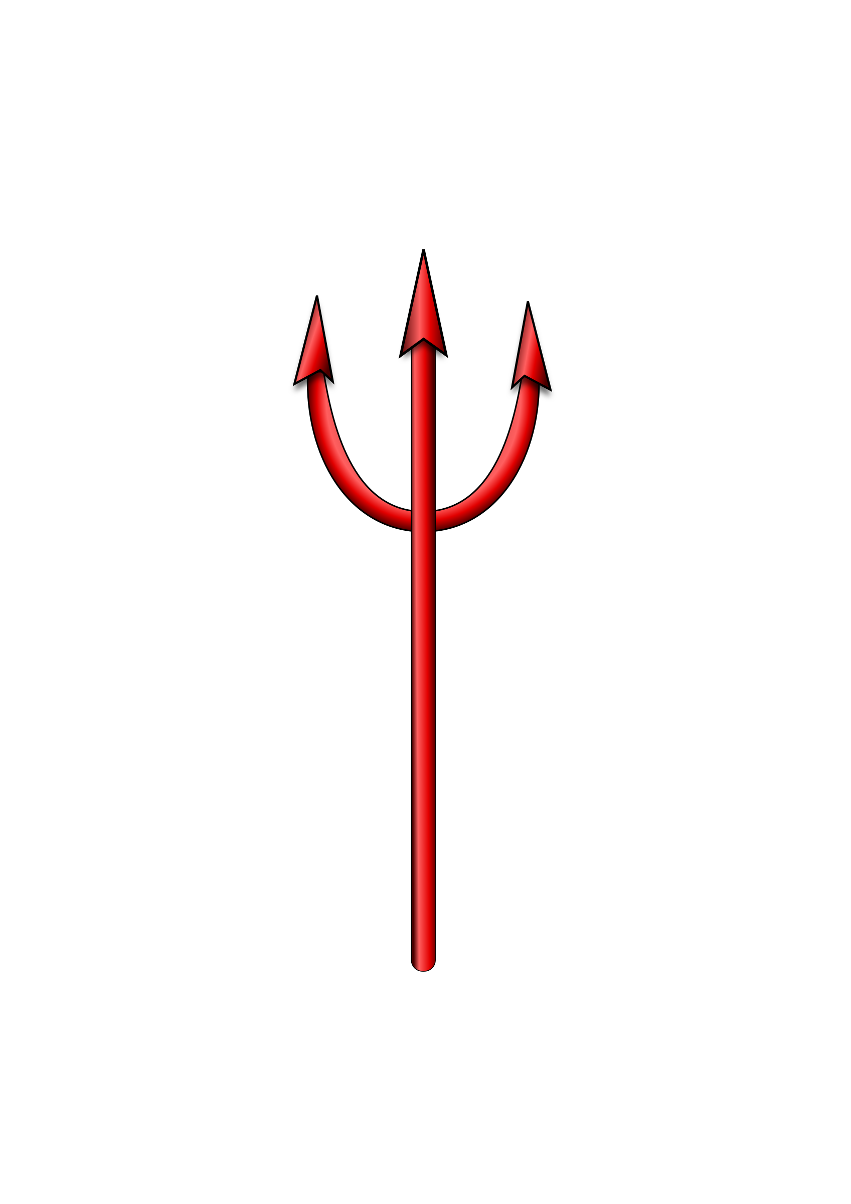 horn clipart real devil