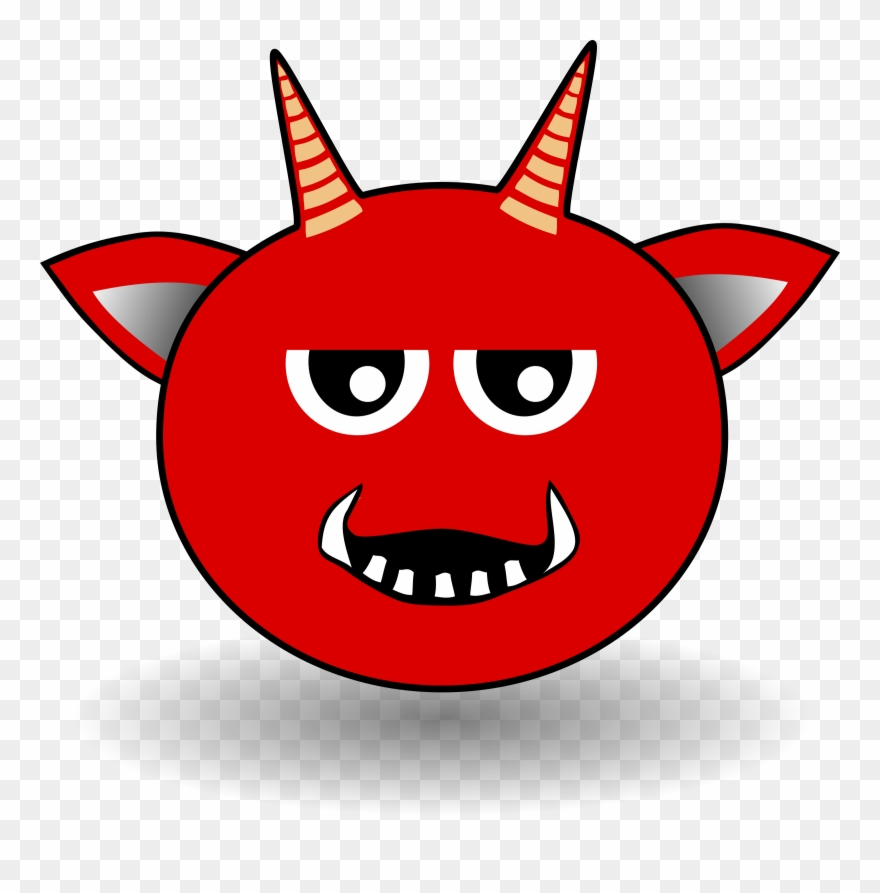 Devil clipart diabolical. Clip art details cartoon