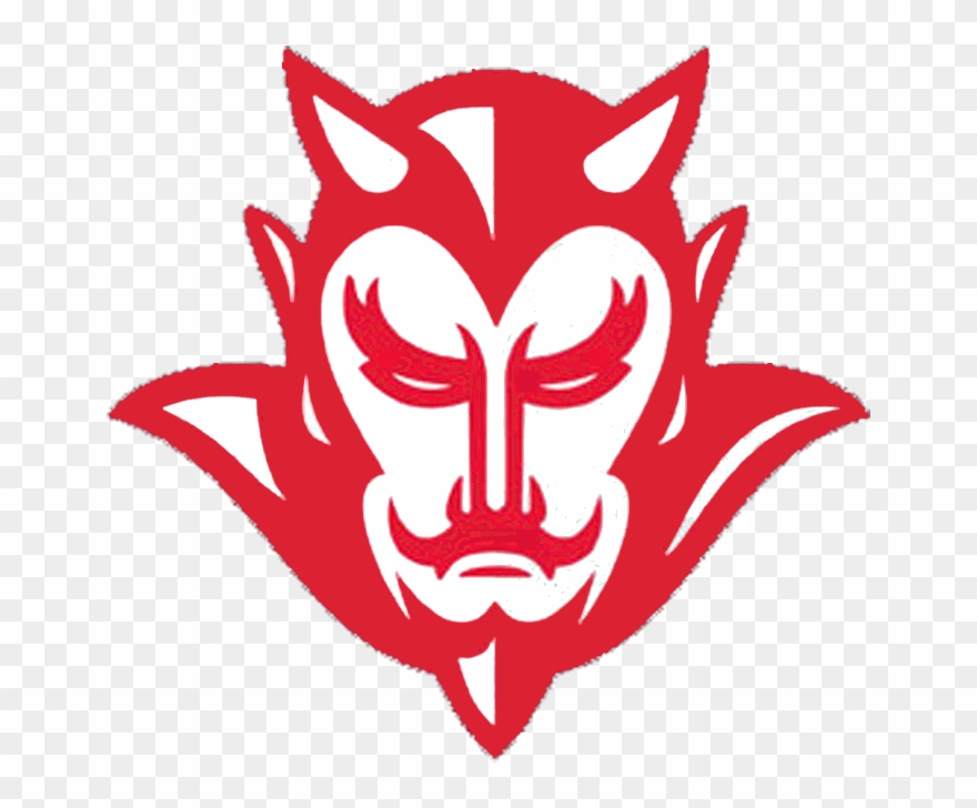Devil clipart logo. Atkins red pinclipart