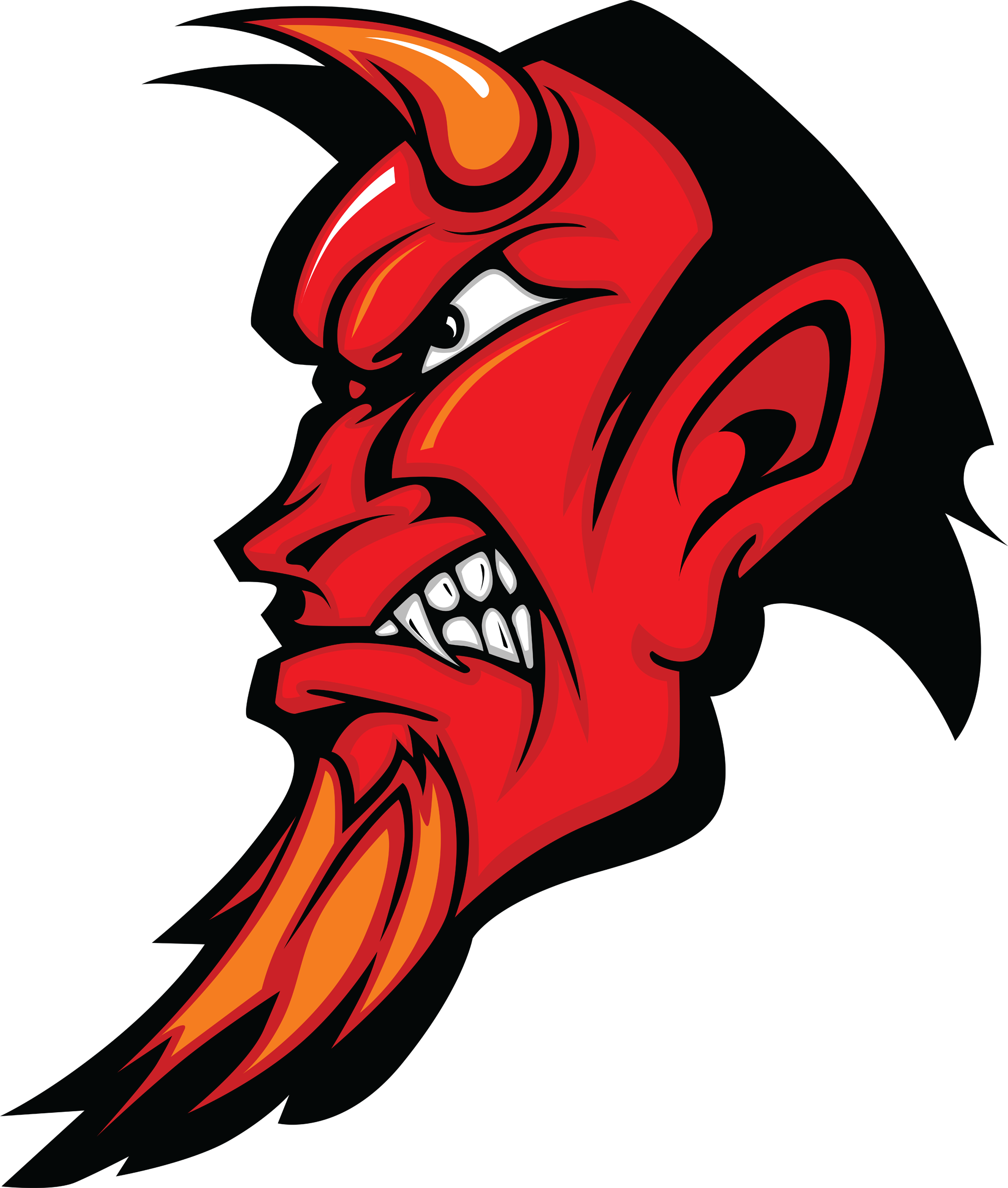 Icon web icons png. Devil clipart logo