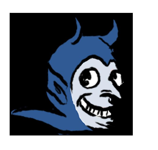 Devil clipart mascot. March madness edition vote