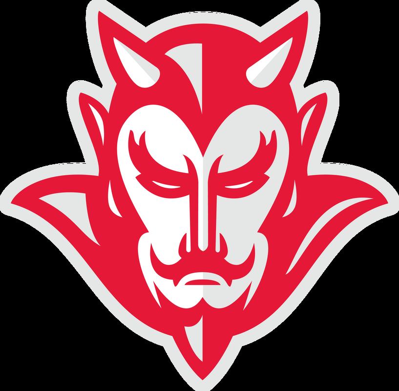 Devil clipart red suit. Devils the atkins foundation