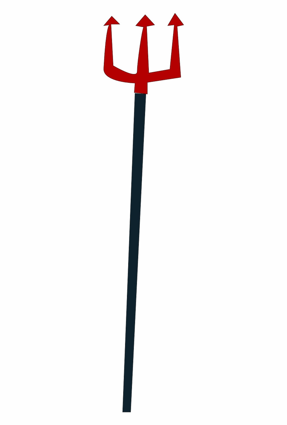 Tool png image free. Trident clipart devil pitchfork
