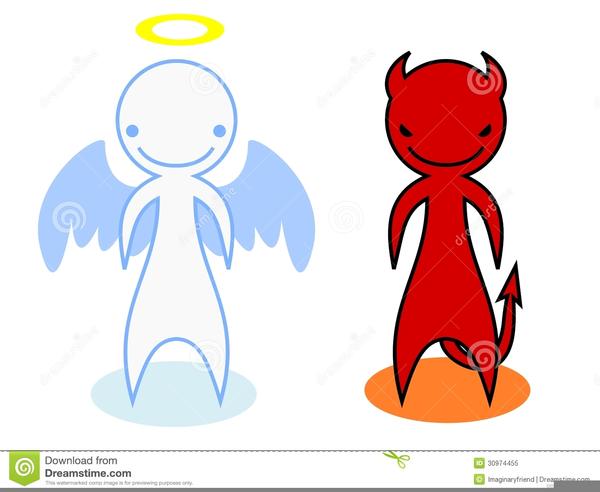 Free download clip art. Devil clipart word