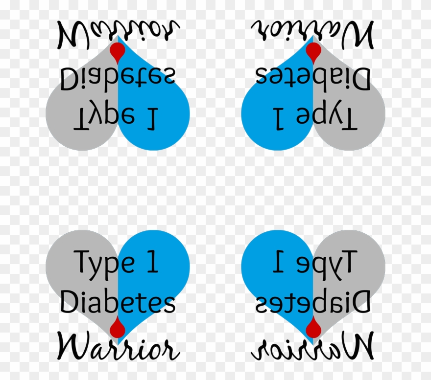 Type pinclipart . Diabetes clipart certified