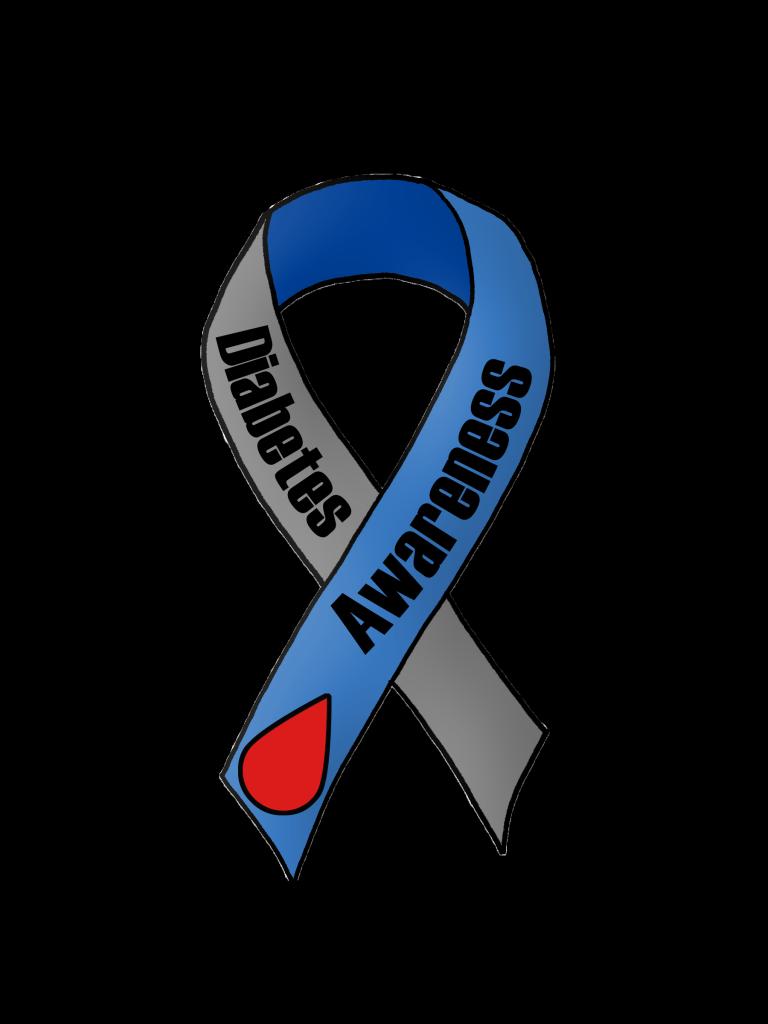Images of ribbon png. Diabetes clipart diabetes awareness