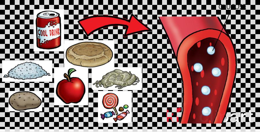 Fruit cartoon blood text. Diabetes clipart diabetes diet