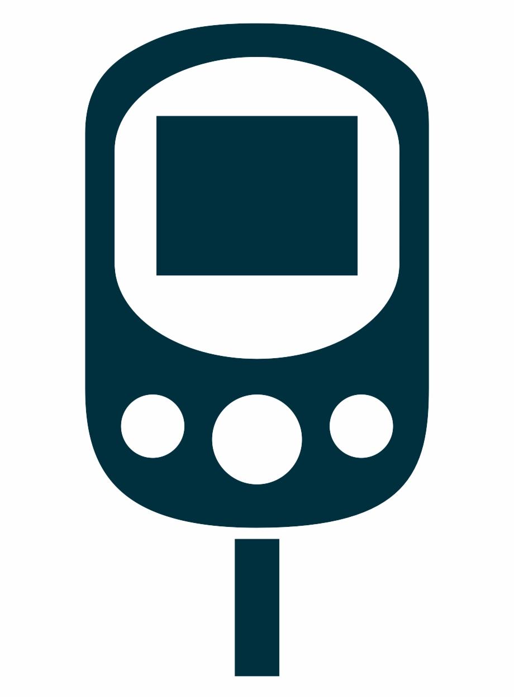 Diabetes clipart health issue. Blood sugar monitor free