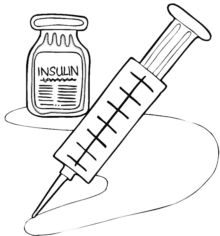 Diabetes clipart insulin needle. Free cliparts download clip