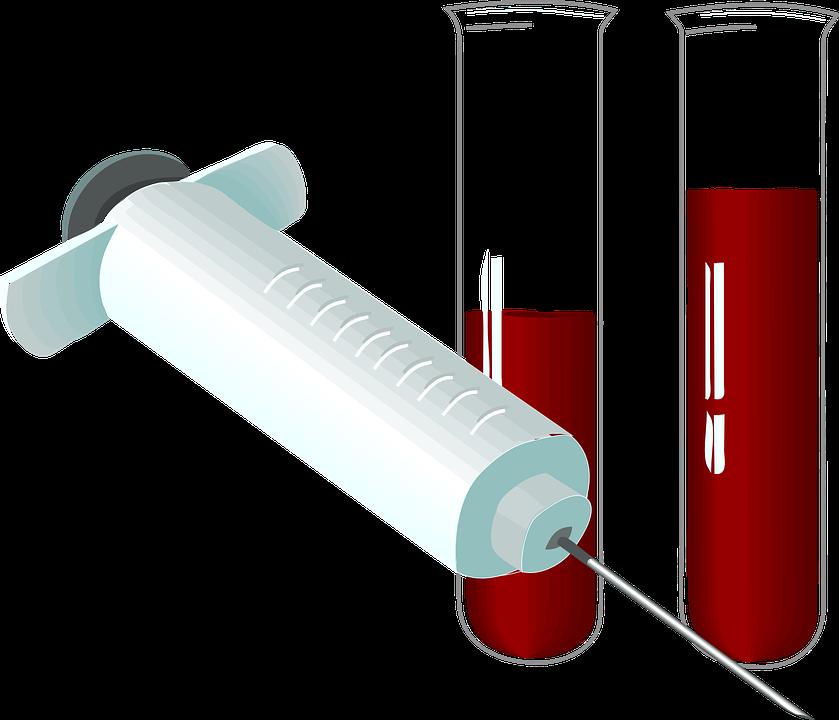 Free photo analysis blood. Syringe clipart insulin pen
