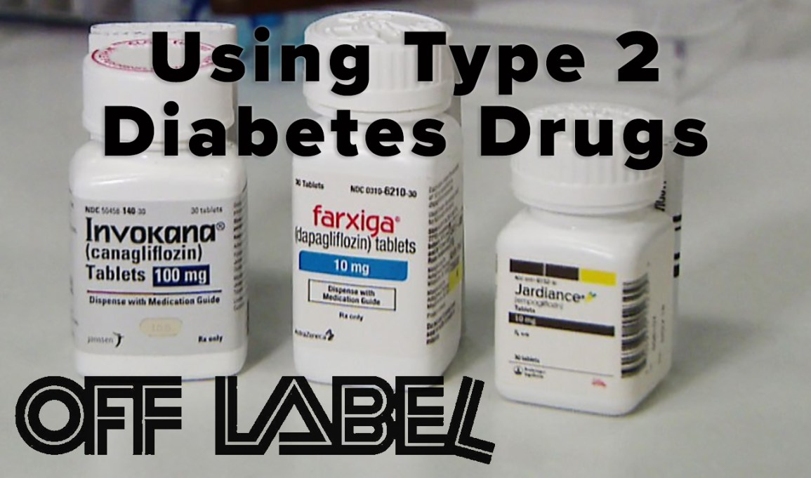 Diabetes clipart side effect. Going off label using