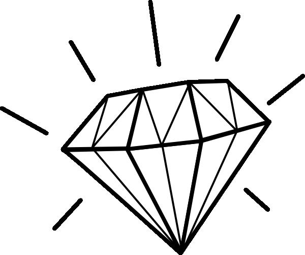 Diamonds clipart diamond stone. Free cartoon download clip