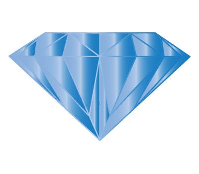 Diamond clipart clip art. Blue kid cliparting com