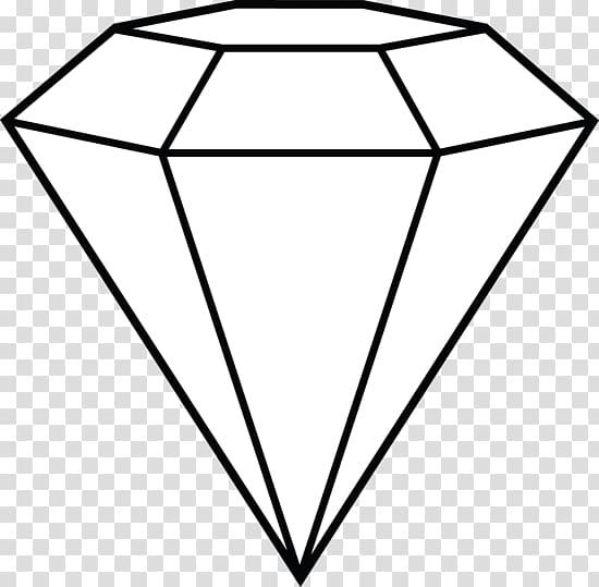 Diamond clipart diamond outline. Logo drawing transparent
