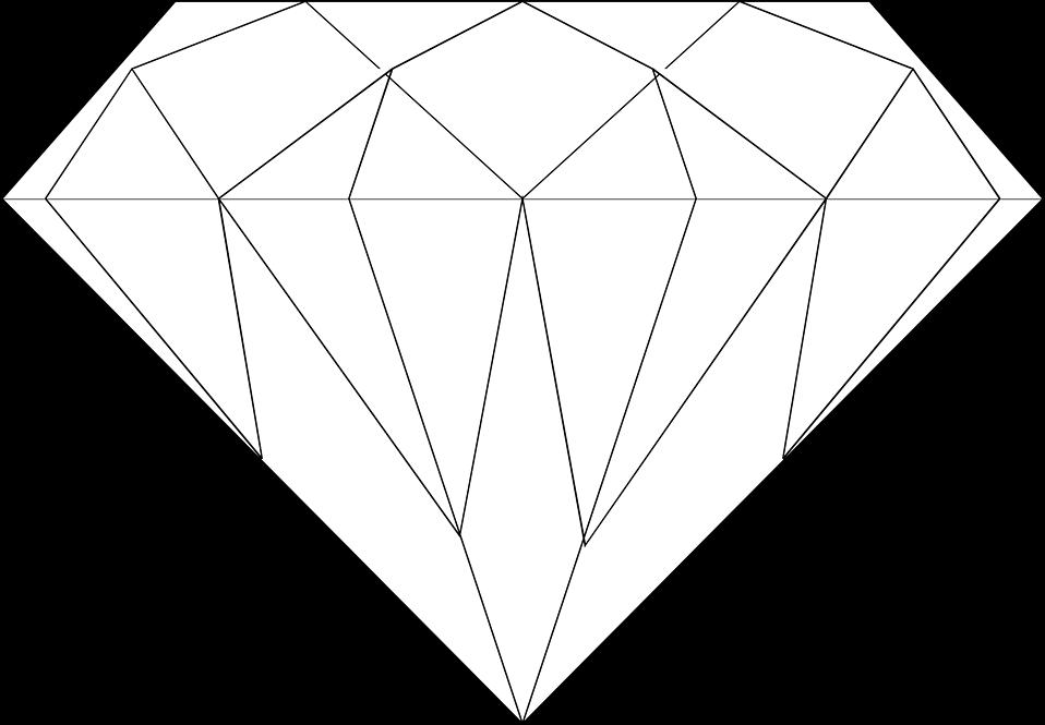 Diamond free stock photo. Diamonds clipart basic