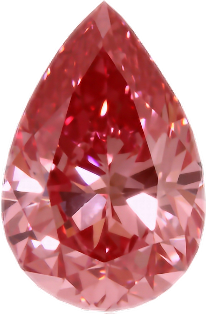 Pink stone gem report. Diamond clipart jewel