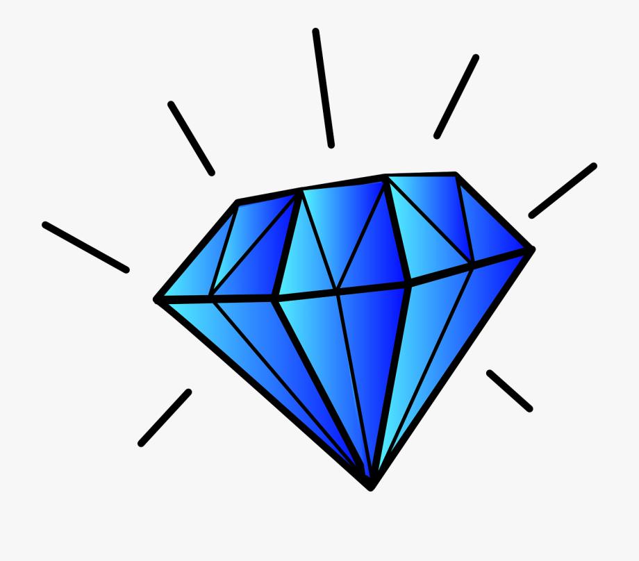 Diamond clipart jewel. Diamon drawing cliparts cartoons