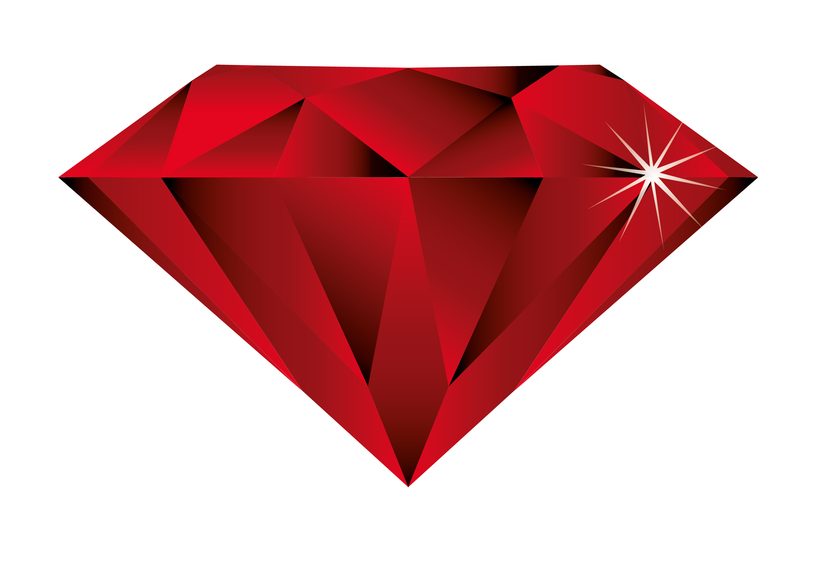 Diamond clipart red diamond. Png ink il tuo
