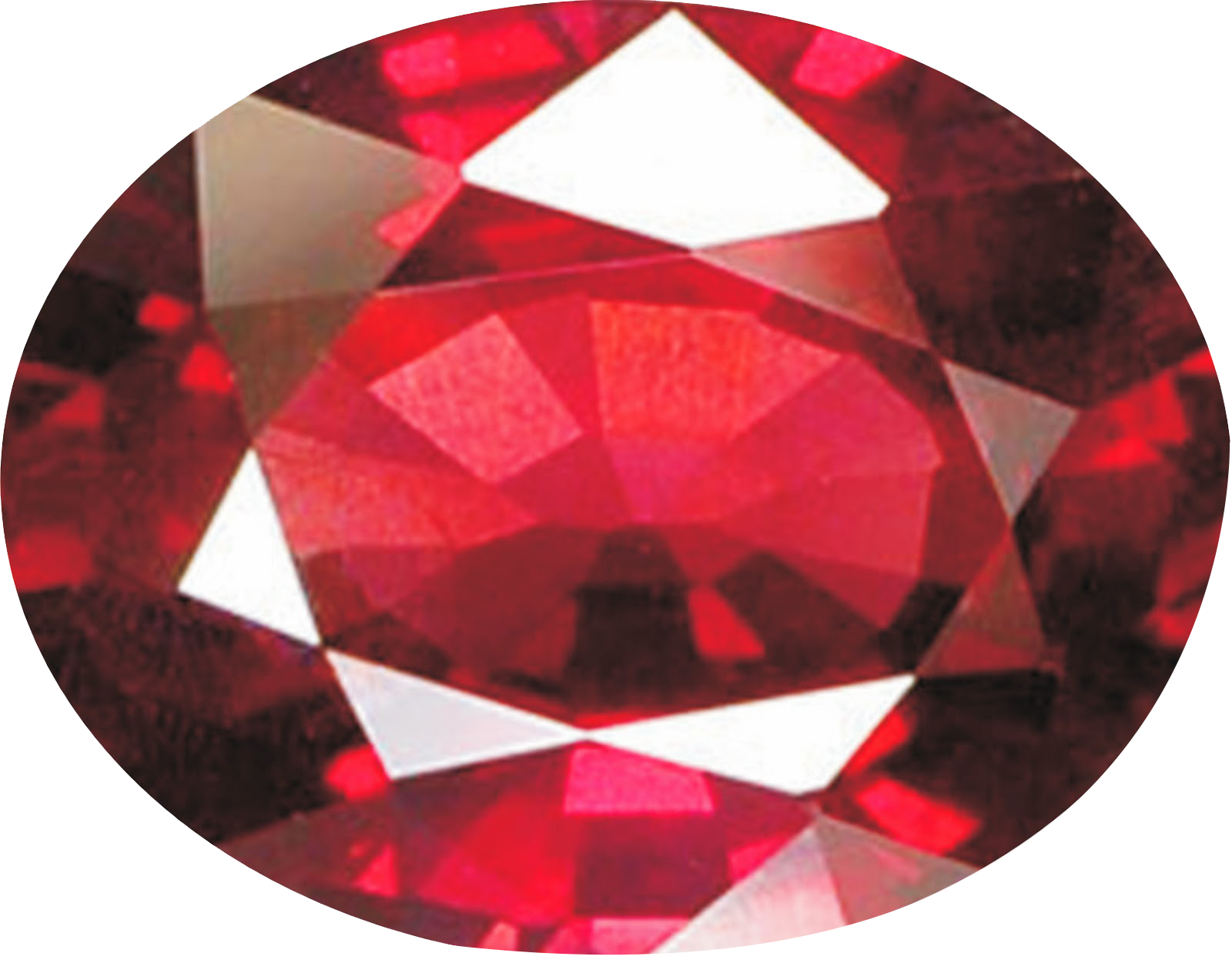Diamond clipart ruby. Stone png transparent image