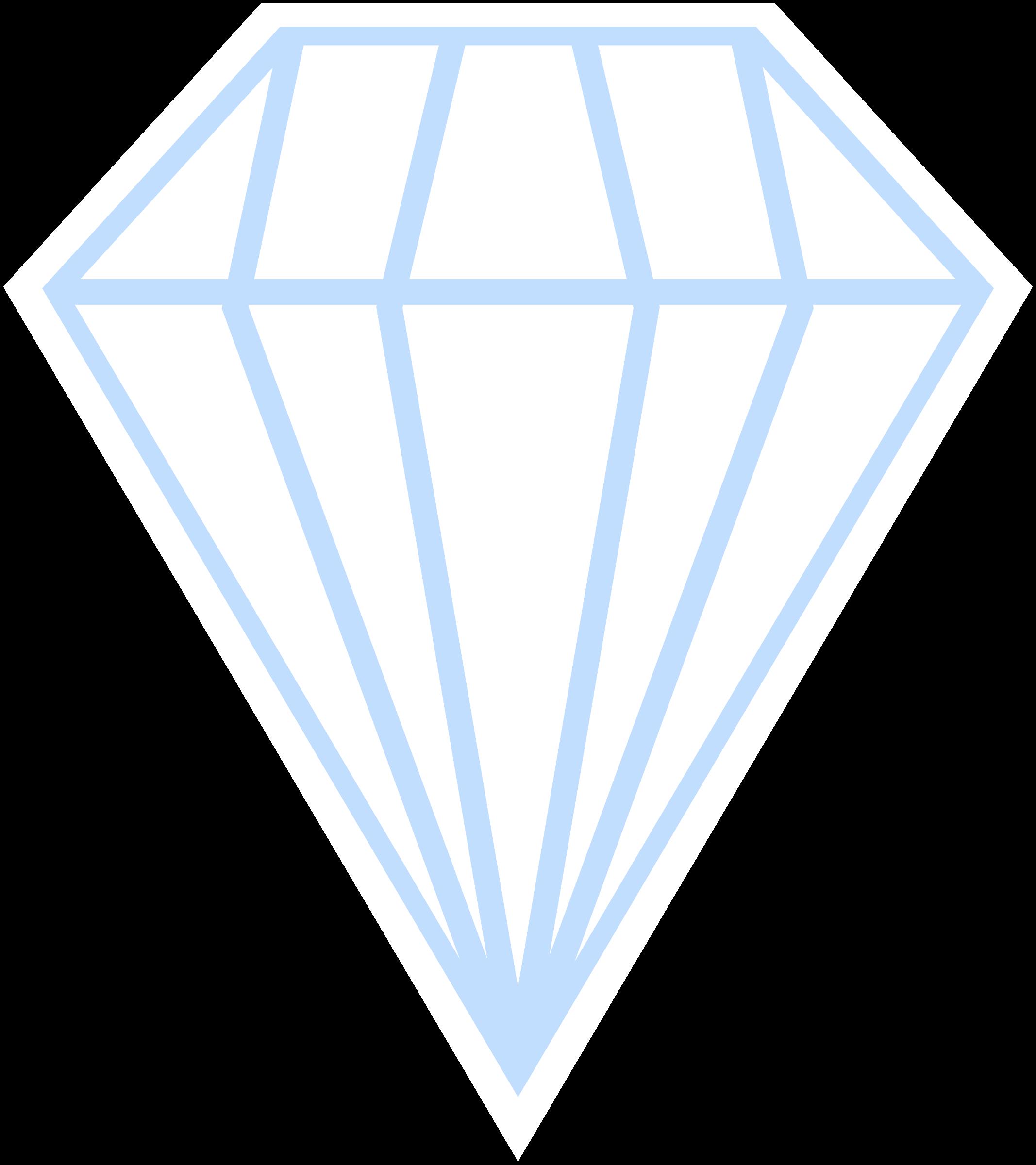 Diamonds clipart single. Howlite on toyhouse image