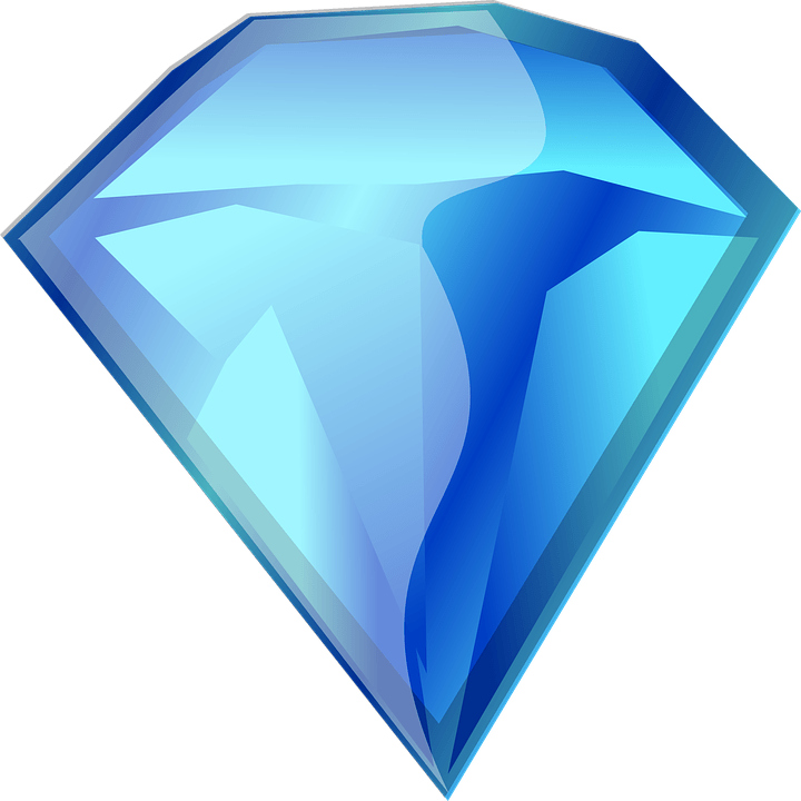Thief with clip art. Diamond clipart treasure