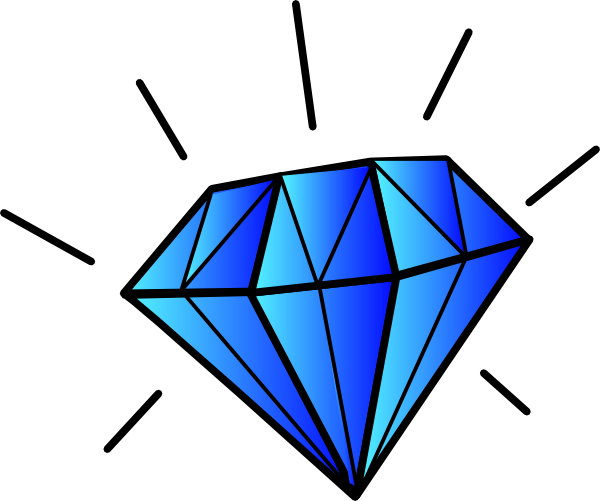Diamond clip art free. Diamonds clipart