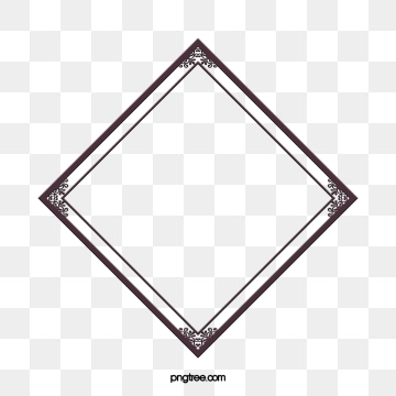 Diamonds clipart banner. Diamond border png vector