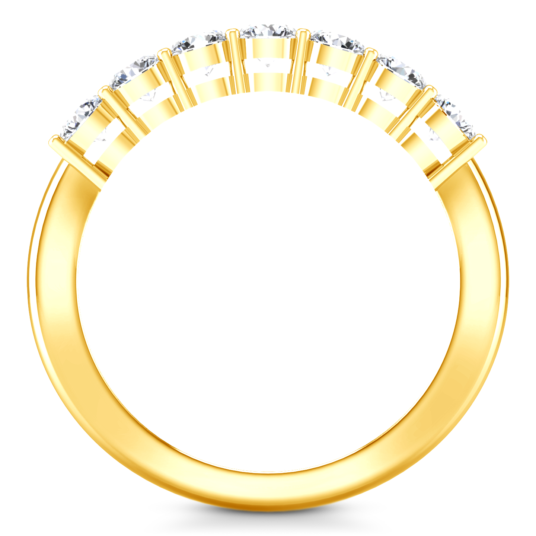 Diamonds clipart diamond stone. Seven wedding band coventry