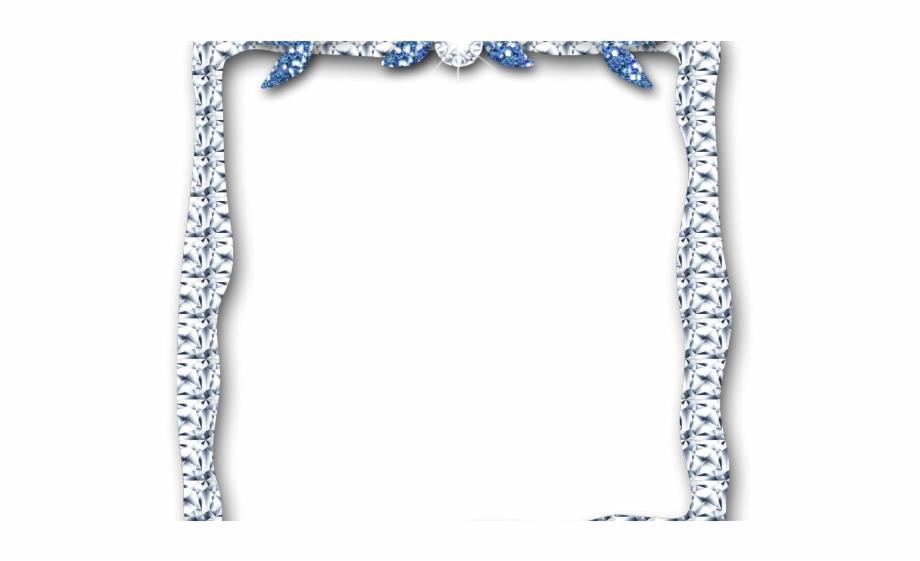 Diamonds clipart frame. Diamond png border transparent