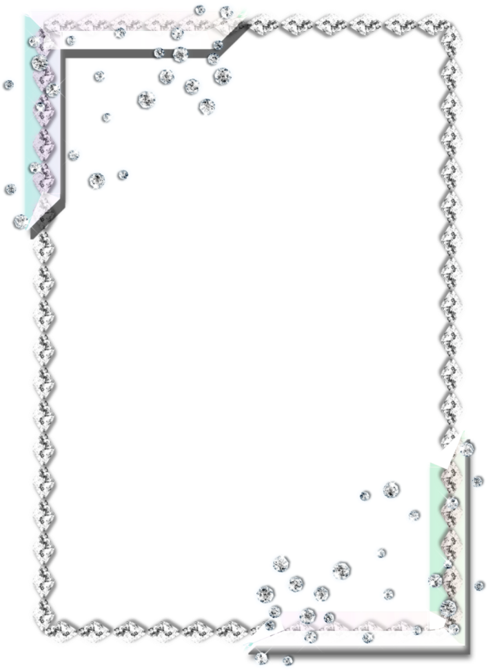 And picture diamond frames. Diamonds clipart frame