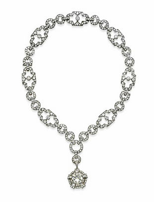 Free ruby necklace cliparts. Diamonds clipart jewelry