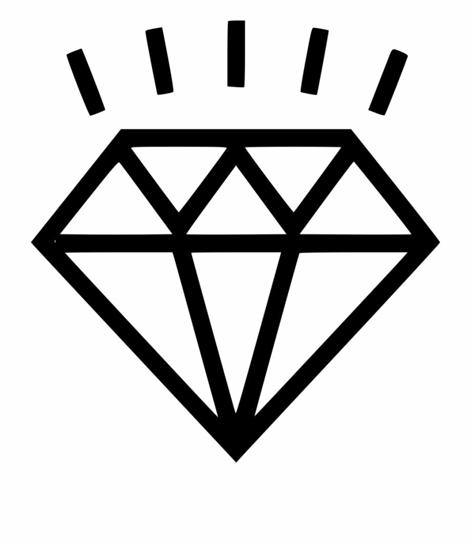Diamond png icon gold. Diamonds clipart logo