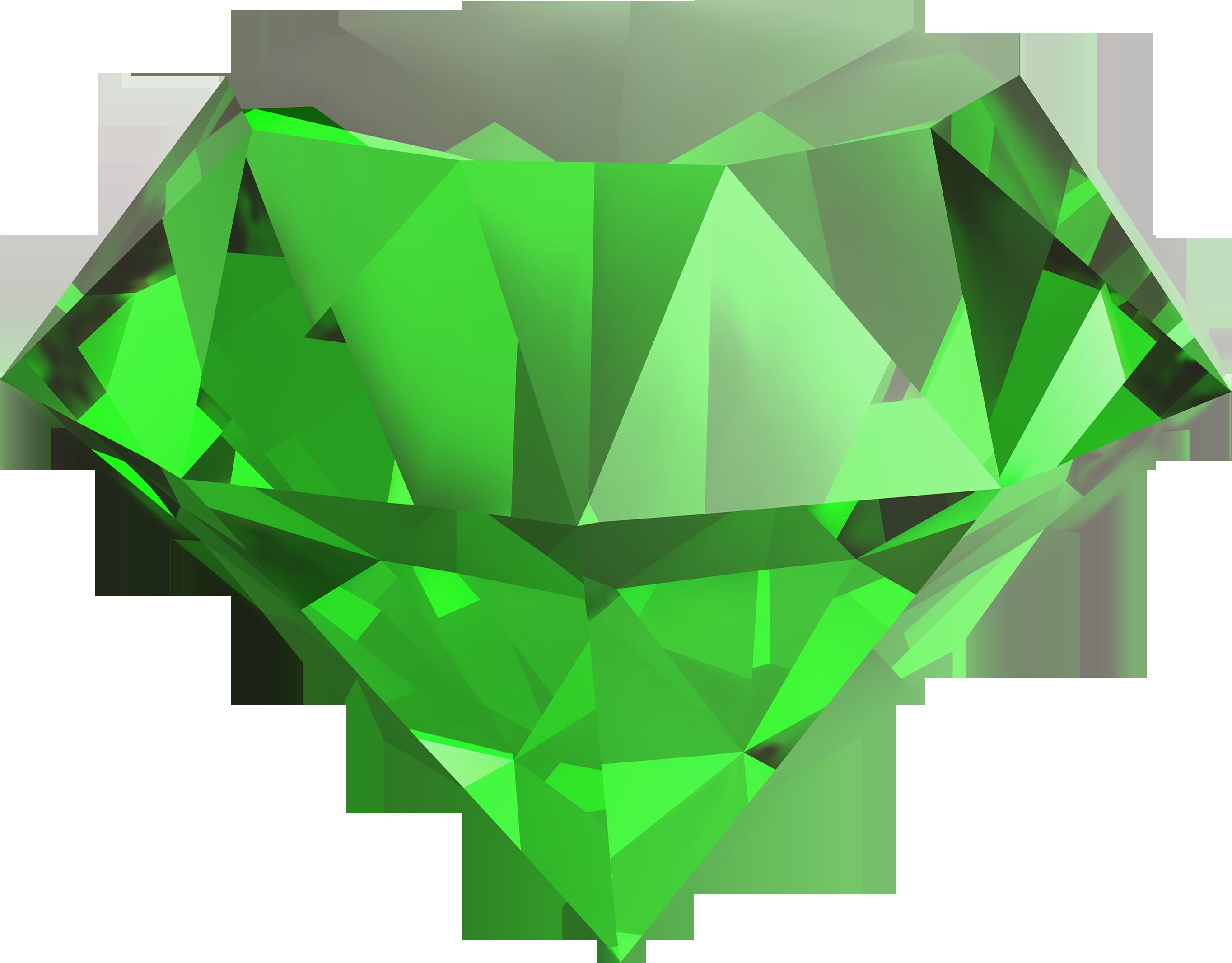 Diamonds clipart mineral. Diamond emerald png image