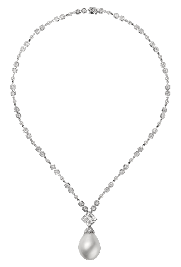 Gem clipart ruby necklace. Image result for pearl