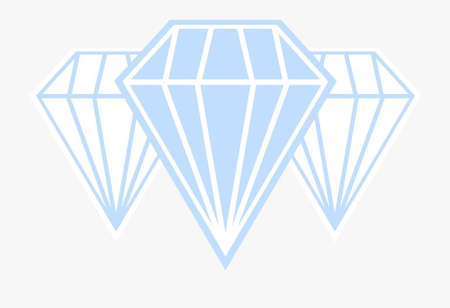 Diamonds clipart small diamond. Triangle clip gem art