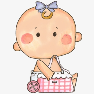 Diaper clipart baby album. Free with cliparts silhouettes