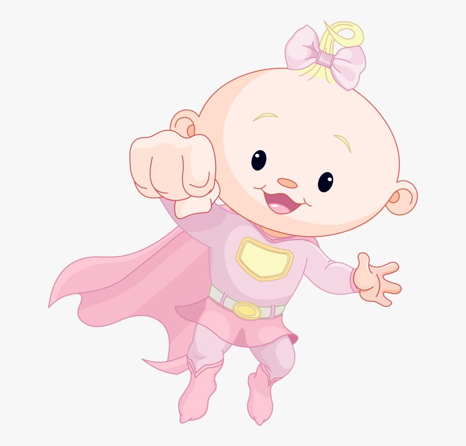Diapers baby album super. Diaper clipart cartoon little girl