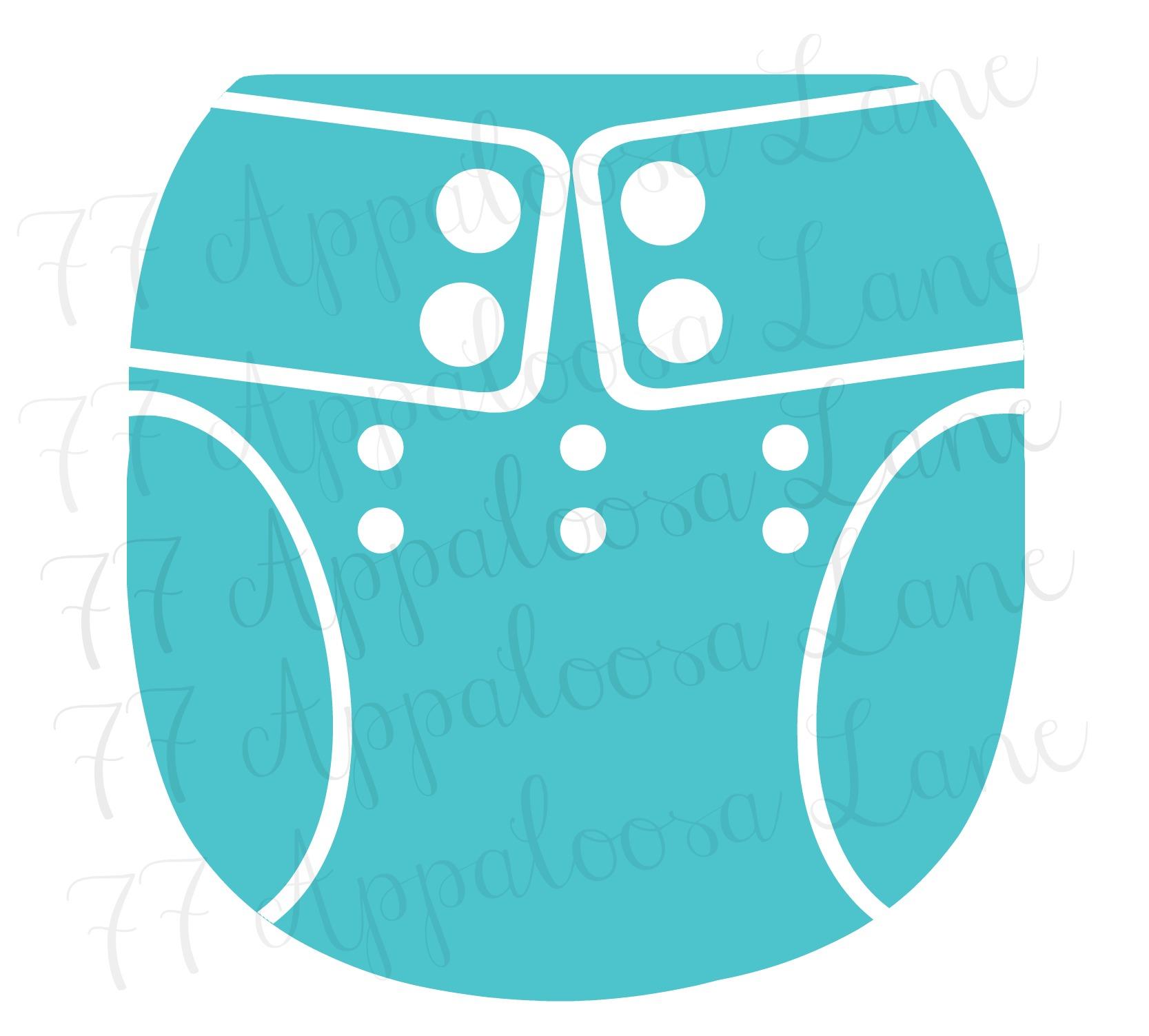 Free cliparts download clip. Diaper clipart cloth diaper